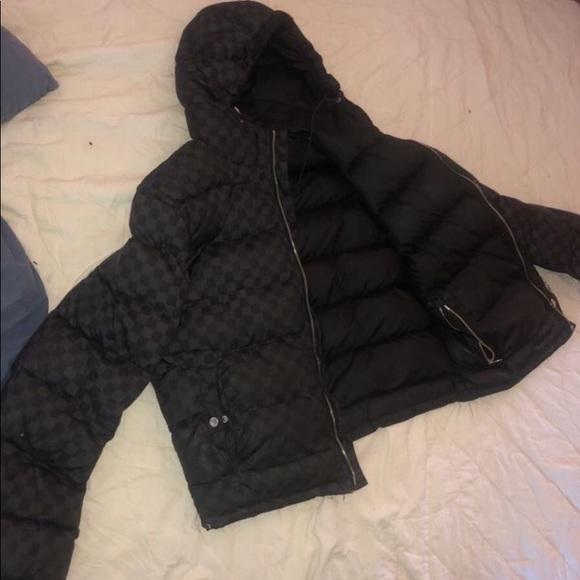 Nieuw Louis Vuitton Jackets & Coats   Damier Graphite Reversible Jacket OE-26